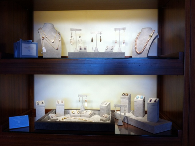 6. Jewellery Display
